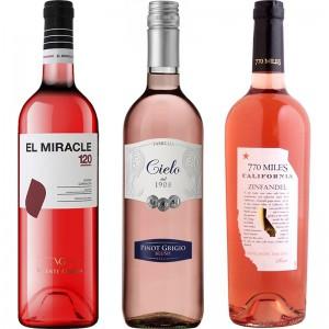 Roza vīns