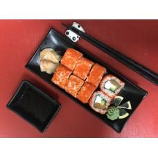 Sake Furai Roll -lasis ,siers,gurķis vai avokado kaviārs