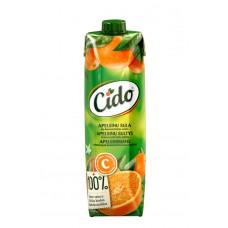 CIDO Apelsīnu 100% 1L