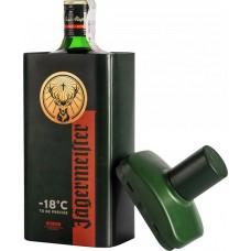 Jagermeister Tin Box Green 35% 0.7