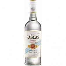 Old Pascas White Rum 37.5% 1.0