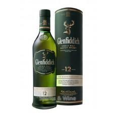Glenfiddich Single Malt 12YO 40% 0.7