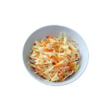 kāpostu salāti ar burkāniem